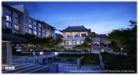 北京环球度假区正式发布两家主题酒店,以全球卓越品质重新定义度假体验!