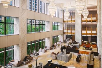 设计住造灵感,康莱德酒店及度假村以设计开启灵感故事!