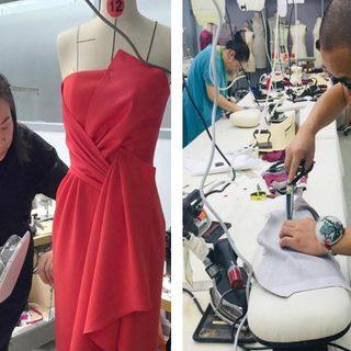 中国时尚大奖 | 方圣·2019中国时装技术奖评选复评落幕
