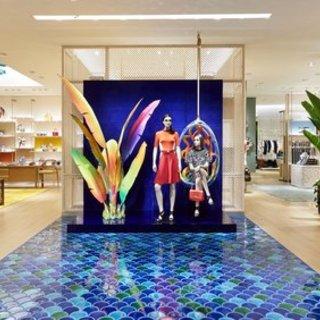 再度丰富奢侈品线 路易威登门店将于尚泰普吉商场开业
