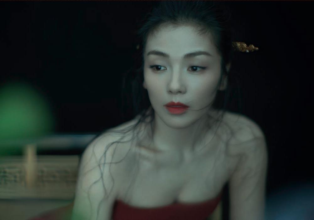 刘涛 & 周渝民 | 电影里的东方时装美学
