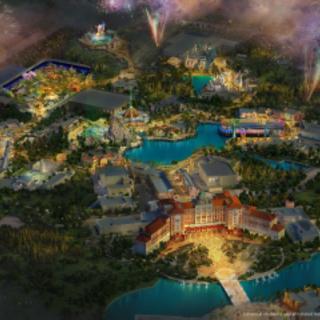 北京环球度假区描绘精彩愿景,新颖体验震撼亮相