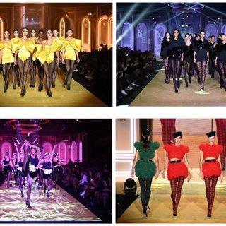 2019 CALZEDONIA裤袜时装秀 时尚由此兴起