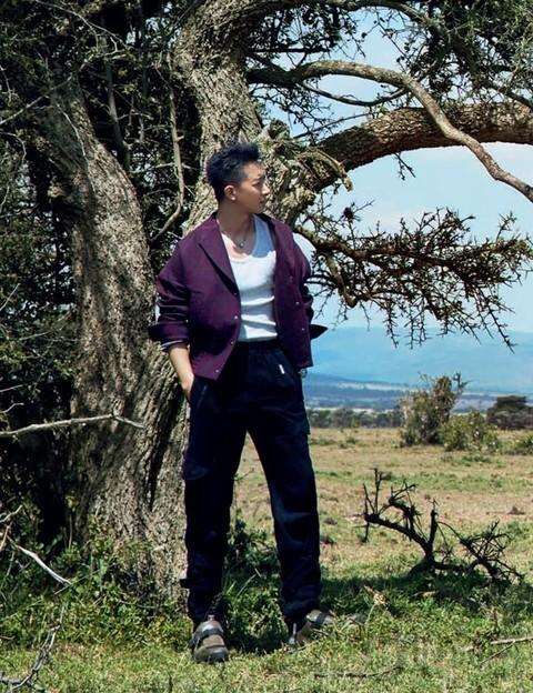 韩庚 | 守望自然,为生命呐喊