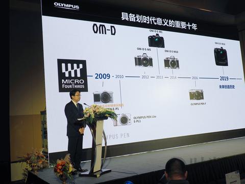 轻巧随行高画质,奥林巴斯发布新款相机!