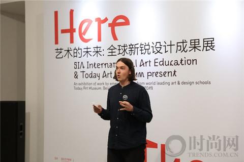 SIA携手百位国际艺术新锐在今日美术馆呈现全球视听盛宴
