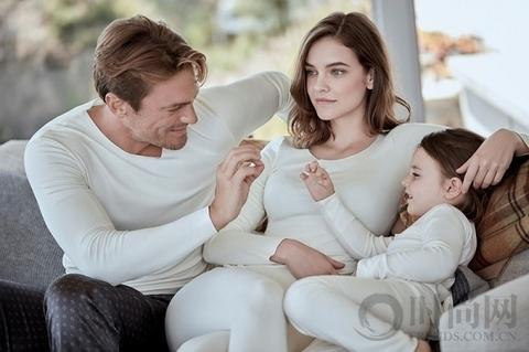爱慕牛奶系 温润呵护为爱升温