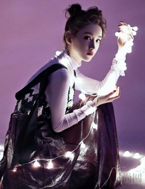 李沐宸 | 做自己的閃光少女
