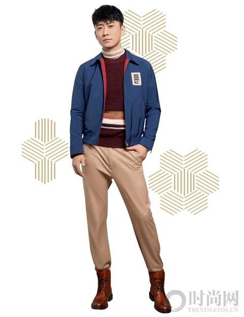 針織衫 穿出型男的溫度與風度
