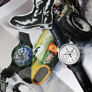 """腕表設計怎能少了""""速度與激情""""元素"""