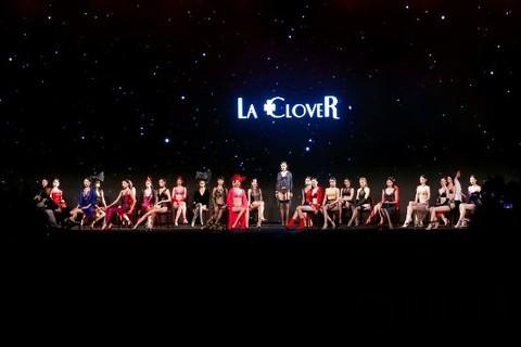 LA CLOVER之夜 惊艳亮相中国国际时装周