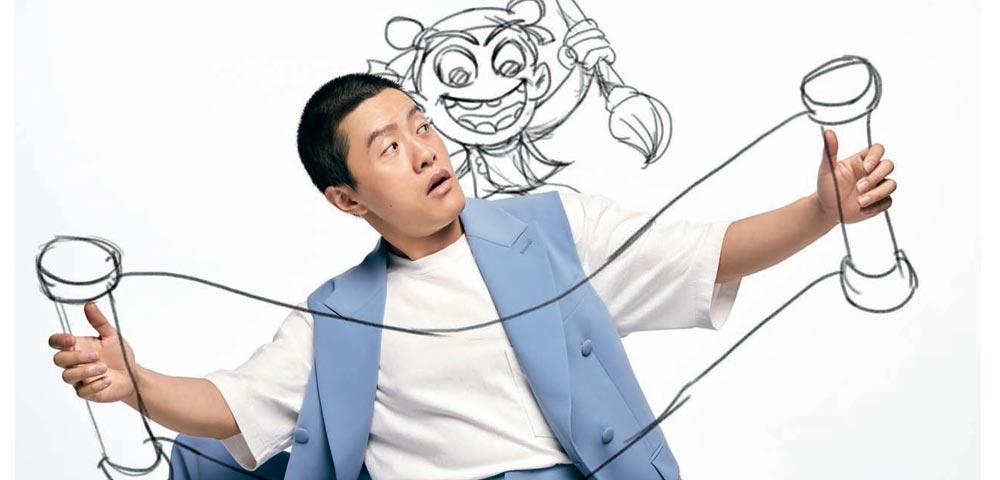 导演饺子 | 恶童问世 拒绝标签