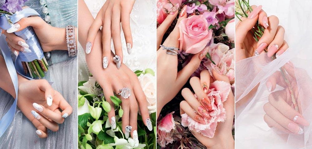 时尚新娘 幸福在指尖
