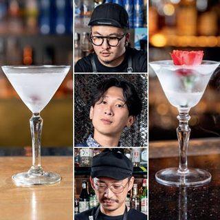 三位 Martini 先生 带你品鉴一杯好酒