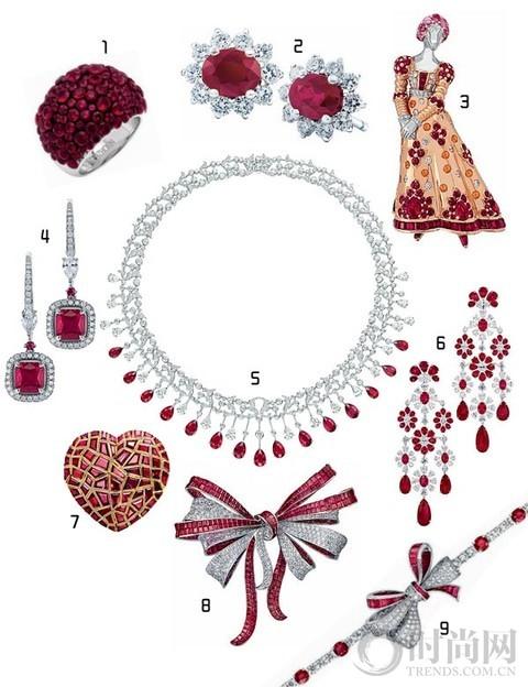 年末Party季 戴上珠宝完美赴宴