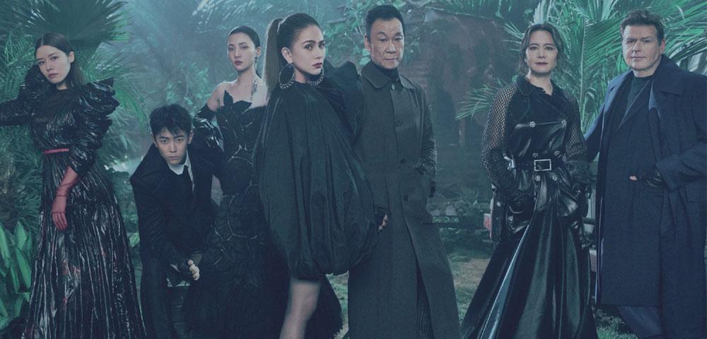《天火》為世界拍的中國電影
