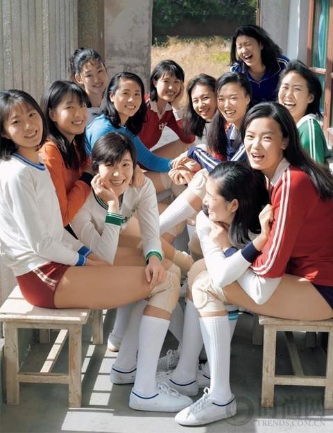 中国女排 一代人的集体记忆