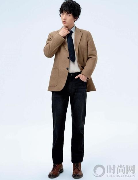 不挑人的直筒牛仔裤你该怎么穿