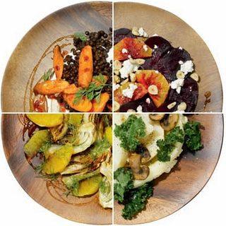 健康饮食指南 之 根茎蔬菜