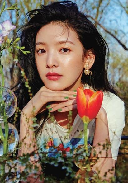 章若楠 | 陽光下的少女