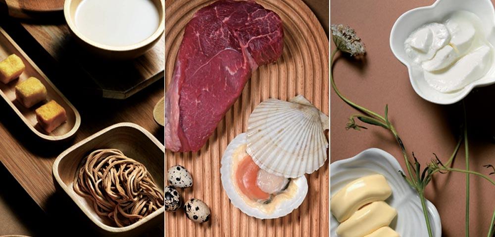 吃优质蛋白 做有营养的优等生