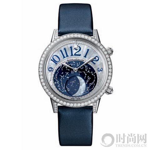 令人心醉的钻石腕表