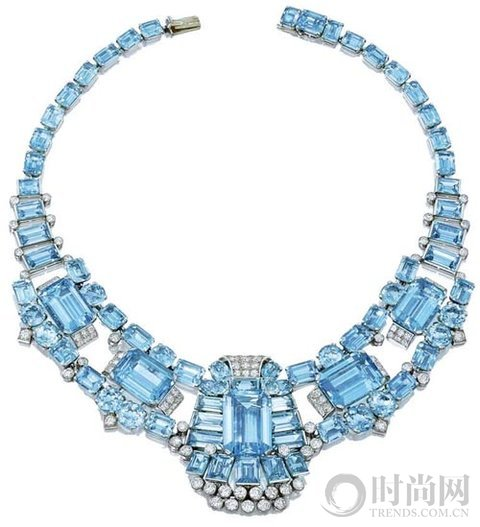 海蓝宝石 可能和你想的不一样