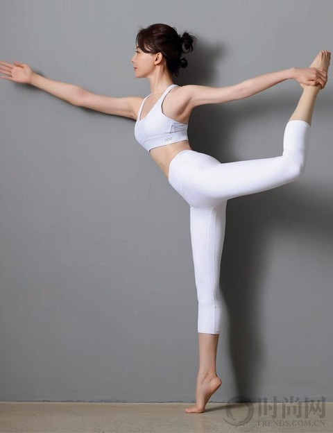 陈数   追随瑜伽,不是自律,是自省