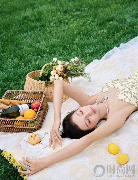 高赞野餐照  必不可少的其实是珠宝