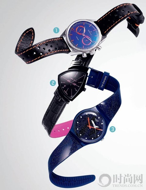 跨界合作 让腕表设计更加精彩