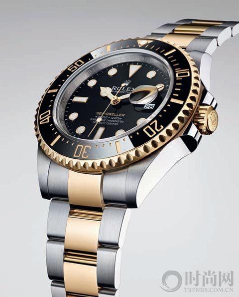 潜水腕表 为你在水下安全护航