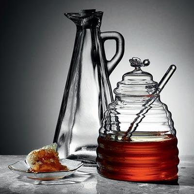 沖一杯蜂蜜 開始做養生家