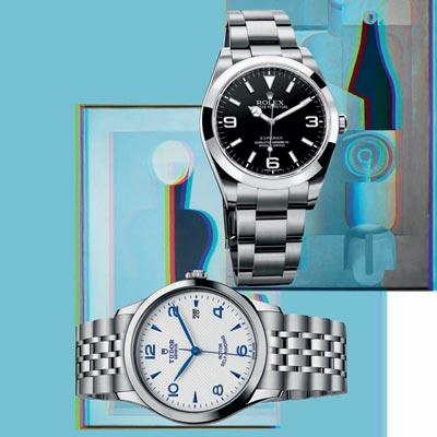 煥發全新活力的時尚腕表