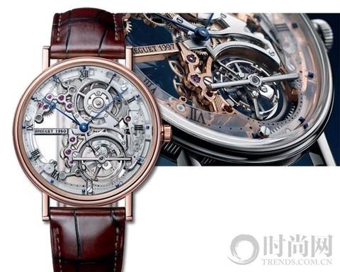 時尚鏤空設計腕表