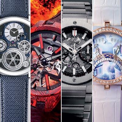 时尚镂空设计腕表