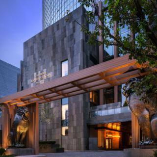 北京瑰麗酒店臻呈新中式匠心婚禮沙龍