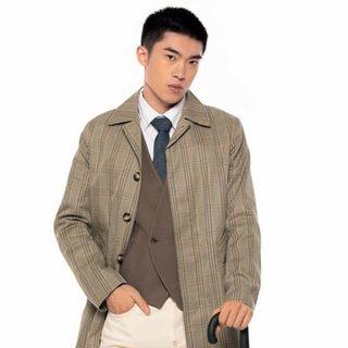3款超经典风衣  助你轻松升级早秋衣装