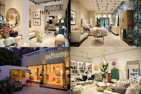 国际家居品牌Indigo Living因你格家居在南京西路盛装启幕!