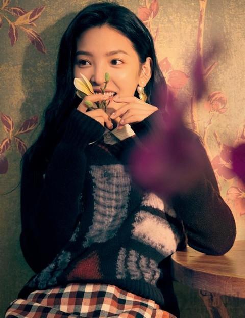 温州女孩章若楠