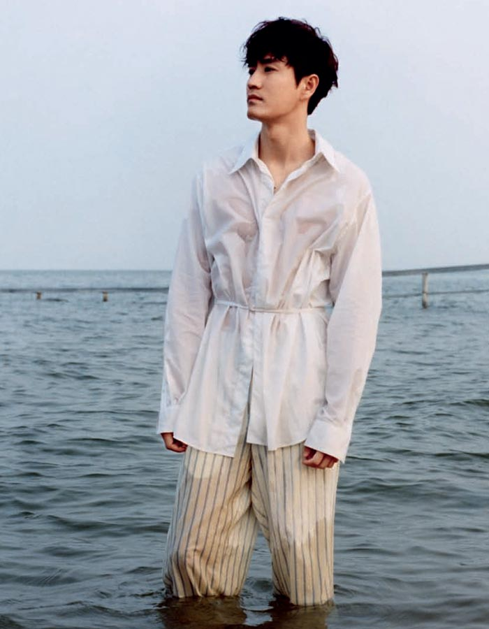 杨玏 | 现在出发去看海