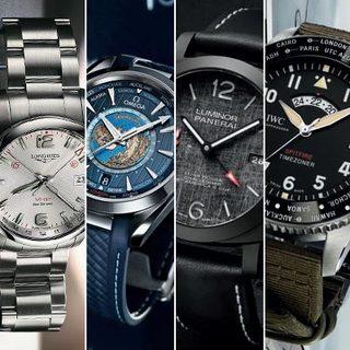 世界时腕表 助你先人一步把握时机