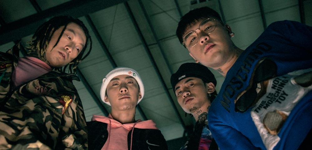 Higher Brothers | 探寻 A 面 Rapper 的 B 面生活