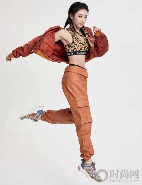 宣璐 | 练过舞蹈的女孩 不会轻言放弃