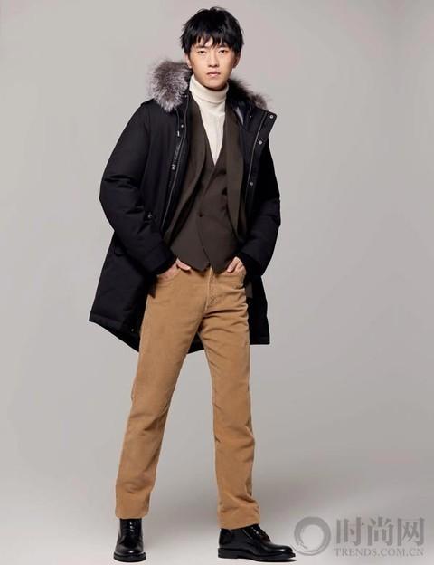 开启全新的羽绒服御寒模式
