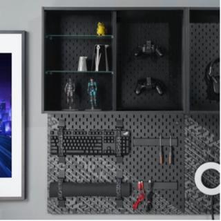 宜家携手ROG玩家国度,全球首发电竞家具和家居产品系列