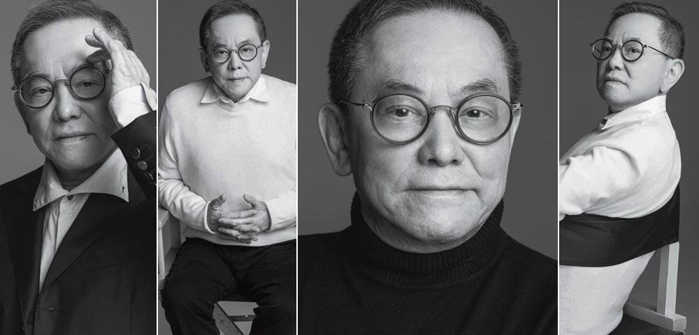 江志强   想拍一部电影留100年