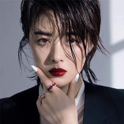 蒋欣 | 又A又御女主肌