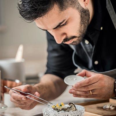 Talib Hudda | 廚界天才少年前傳