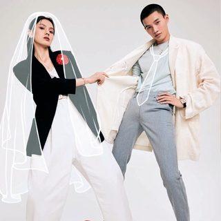 新时代年轻人的婚礼 Style