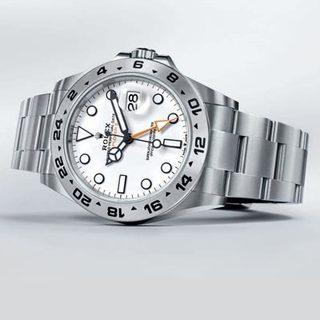 钢质腕表是当季的不二之选
